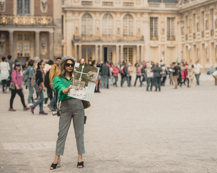 A Day Trip to The Palace of Versailles